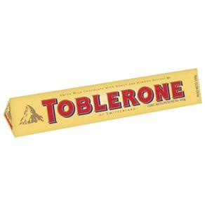 Chocolate Toblerone ao Leite 100g