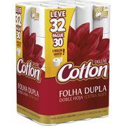 Papel-Higienico-Cotton-Deluxe-Folha-Dupla-Neutro-30M-Leve-32-Pague-30-Rolos