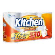 Papel-Toalha-Kitchen-Jumbo-Leve-360-Pague-330-Folhas