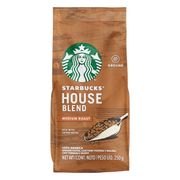 Cafe-Starbucks-House-Blend-Medim-Roast-250g