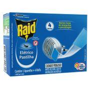 Inseticida-Raid-em-Pastilha-12H-Aparelho---4-Refil